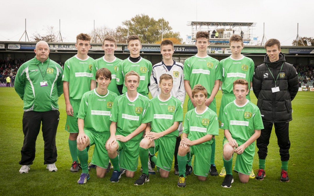 4d49a1b0d0e ACADEMY TRIALS HUGE SUCCESS FOR THE TRUST - Yeovil Town Community ...