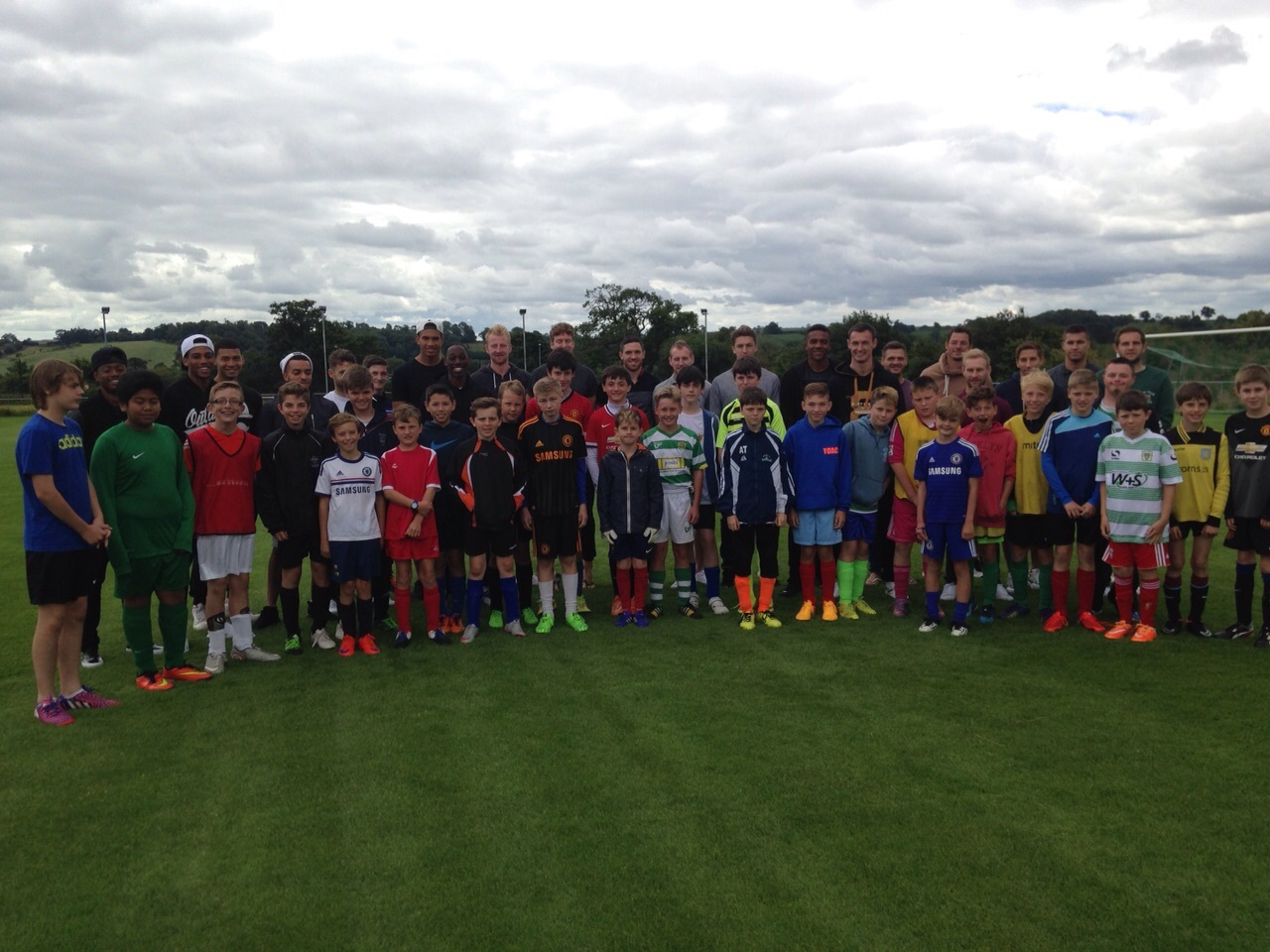 SUMMER SOCCER SCHOOLS A SUPER SUCCESS
