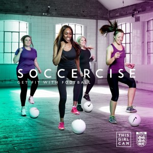 FREE SOCCERCISE SESSIONS FOR FEMALES