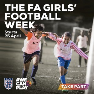 FA GIRLS' FOOTBALL WEEK EXPANDS TO TWO EVENTS IN 2016