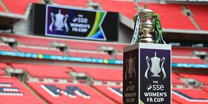 WIN TICKETS TO THE SSE WOMANS FA CUP FINAL AT WEMBLEY