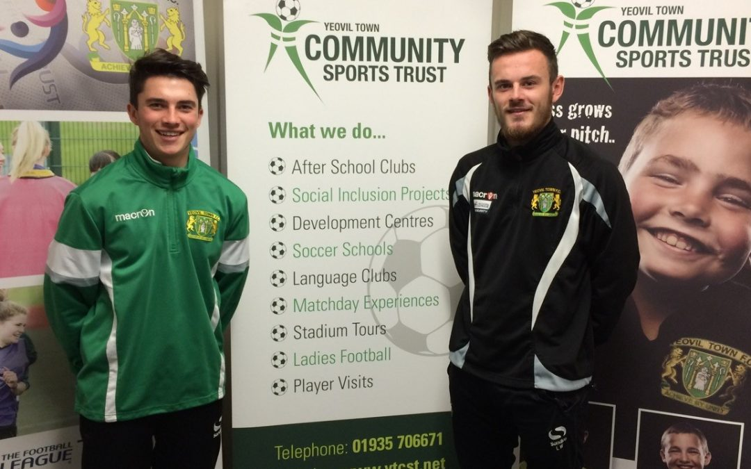 DIPLOMA STUDENTS JOIN OUR COACHING TEAM